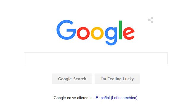 Google cambia su imagen con un nuevo logo
