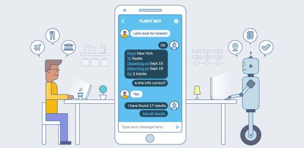 Chatbots de atencion al cliente